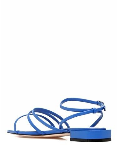 Beymen Collection Sandalet Mavi